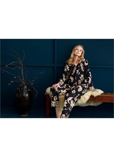 Penye Mood 8915 Pijama Takım Siyah